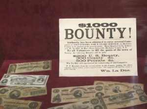 $1000 bounty civil war recruitment