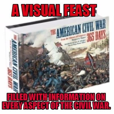 American Civil War 365 Days