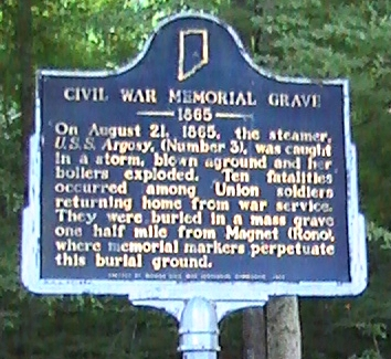 Civil_War_Memorial_Grave magnet indiana wikivisually